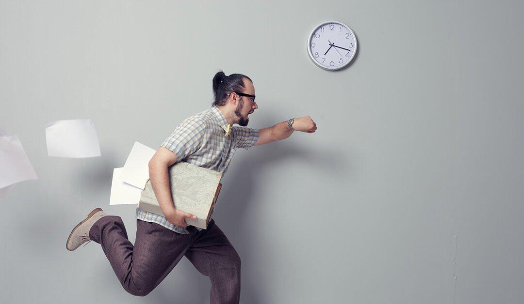Zeitmanagement – eine immense Herausforderung beim Immobilienverkauf